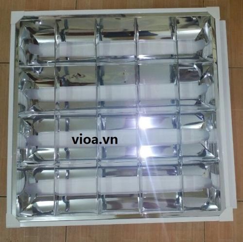 Máng đèn led - Máng đèn LED 600x600 âm trần