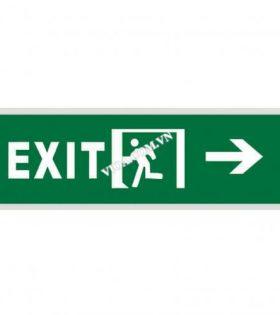 Đèn Exit thoát hiểm Lezza - chỉ phải giá rẻ, Đèn Exit thoát hiểm Lezza - chỉ phải chất lượng cao, Đèn Exit thoát hiểm Lezza - chỉ phải Vĩnh Thái, Đèn Exit thoát hiểm Lezza - chỉ phải