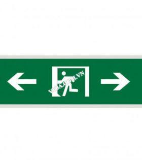 Đèn Exit thoát hiểm Lezza - chỉ 2 hướng giá rẻ, Đèn Exit thoát hiểm Lezza - chỉ 2 hướng chất lượng cao, Đèn Exit thoát hiểm Lezza - chỉ 2 hướng Vĩnh Thái, Đèn Exit thoát hiểm Lezza - chỉ 2 hướng