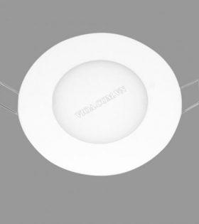 Đèn Led siêu mỏng tròn 4W - Lezza LSM4, Đèn Led siêu mỏng tròn 4W chất lượng, Đèn Led siêu mỏng tròn 4W giá rẻ, Đèn Led siêu mỏng tròn 4W VĨnh Thái