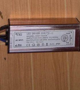 Nguồn 20W Vĩnh Thái, Chấn lưu đèn LED 20W, Chấn lưu đèn LED 20W chất lượng, Chấn lưu đèn LED 20W Vĩnh Thái, Chấn lưu đèn LED 20w giá rẻ