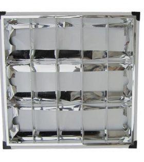 máng đèn âm trần kích thước 600x600