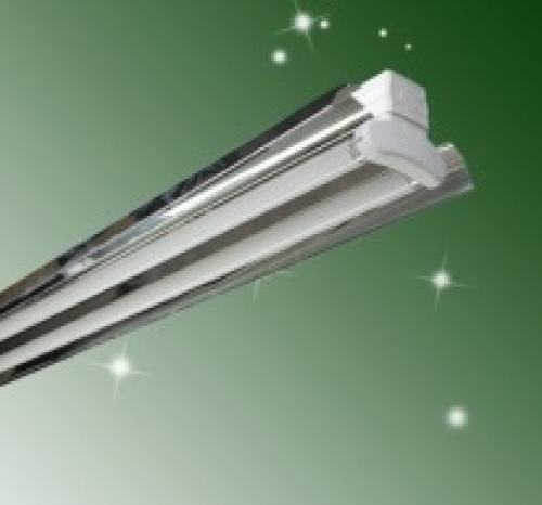 Máng đèn led - Máng đèn học đường phản quang Inox 2x1.2M