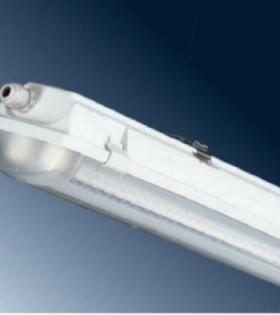 máng đèn led chống thấm dài 1.2m