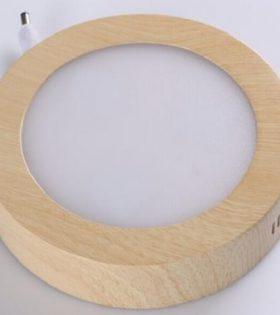 Đèn led ốp trần Vân gỗ sáng 12W giá rẻ, Đèn led ốp trần Vân gỗ sáng 12W chất lượng, Đèn led ốp trần Vân gỗ sáng 12W VĨnh Thái