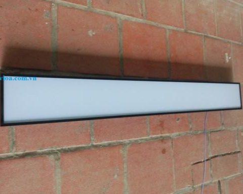 máng đèn hộp thả trần 150x1200