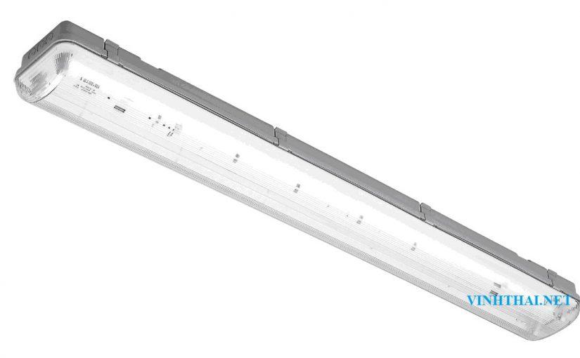 máng đèn chống thấm 1x1.m