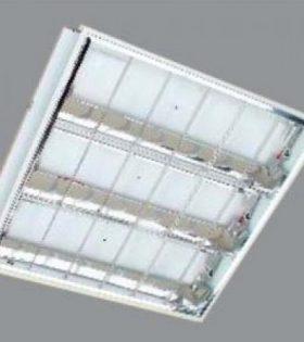 máng đèn âm trần, kích thước: 600x600