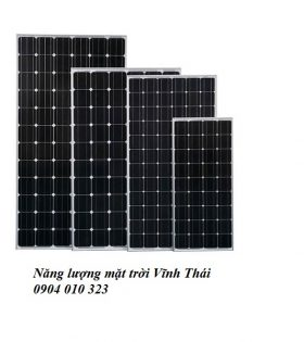 tấm pin năng lượng mặt trời 345w mono