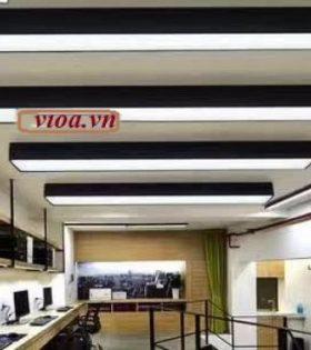 máng đèn hộp thả trần 200x1200mm