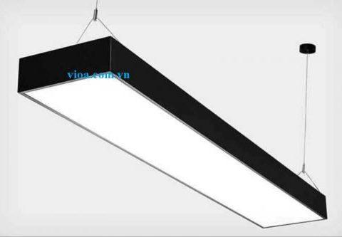 Máng đèn hộp thả trần 300x1200