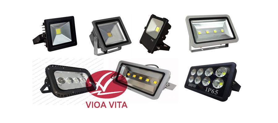 Mẫu đèn pha LED, đèn đường LED mới nhất 2019