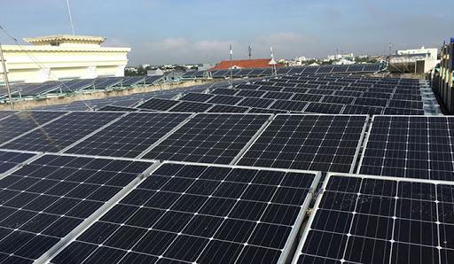 Tấm pin điện mặt trời PV