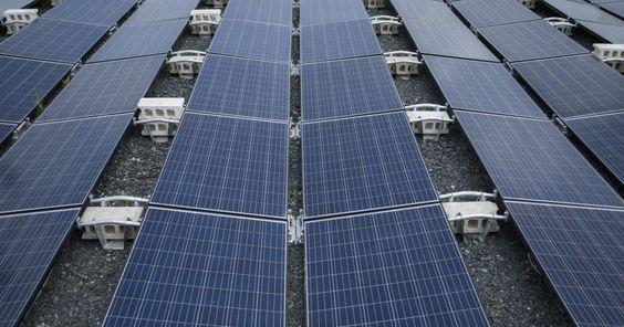 Khung giàn hệ thống điện mặt trời