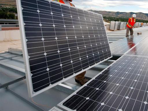 Lắp đặt điện mặt trời hòa lưới