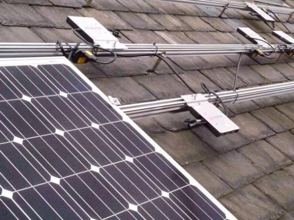 Biến tần hệ thống điện mặt trời
